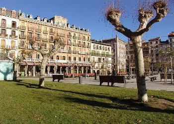 Hotel en Pamplona: