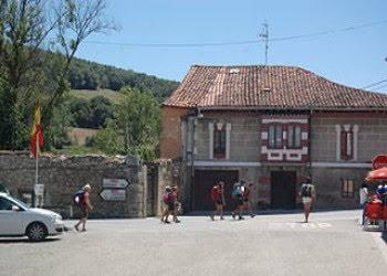 Hotel en Villafranca Montes de Oca