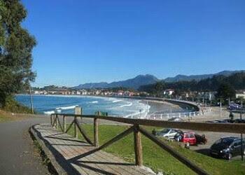 Etapa Santa Marina-Luarca