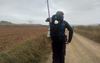 Hacer el Camino de Santiago sola
