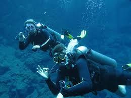Camino para submarinistas